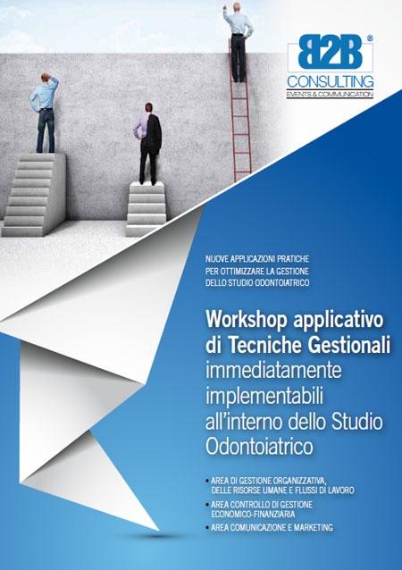 Workshop Applicativo di Tecniche Gestionali