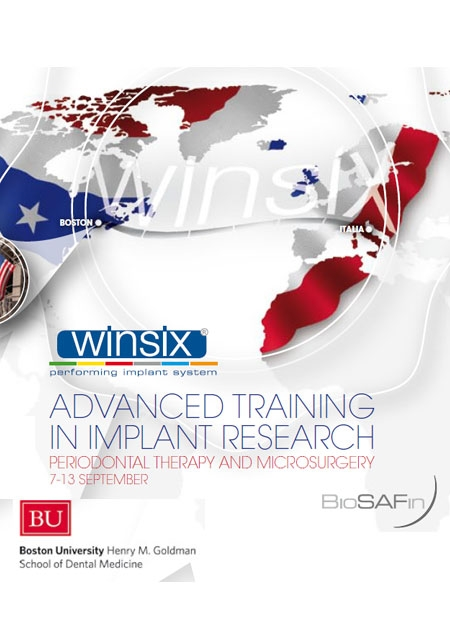 Advanced Training in Implant Research – Boston University