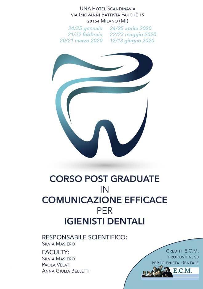 Corso comunicazione efficace per Igienisti Dentali 2020