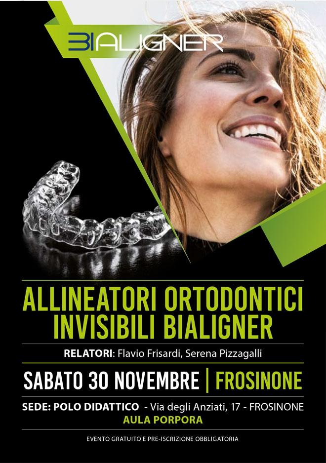 Corso Bialigner – Frosinone, 30 Novembre 2019