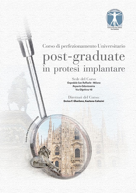 Corso di perfezionamento universitario post graduate in protesi implantare (ANNULLATO)