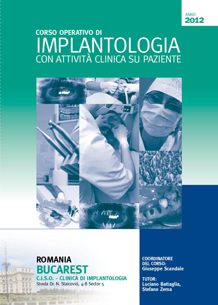 """""""Corso Operativo di Implantologia con attività clinica su paziente"""" – BioSAF IN"""