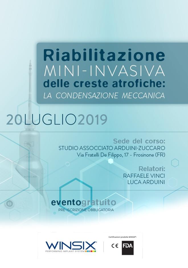 Corso Magneti Mallet 20-07-19 Frosinone