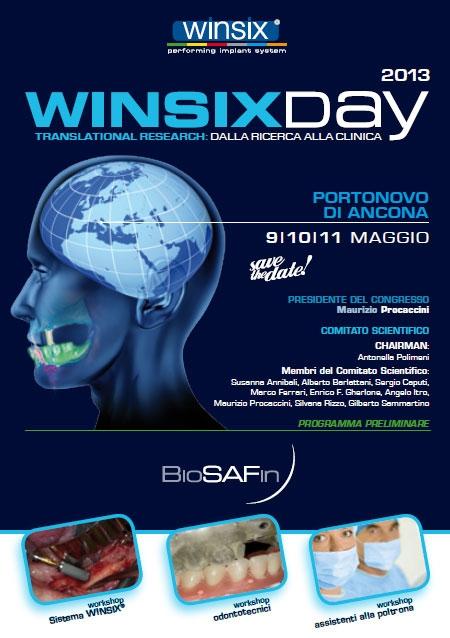 Winsix Day – Translational Research: Dalla Ricerca Alla Clinica