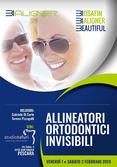 Incontro Allineatori Ortodontici invisibili